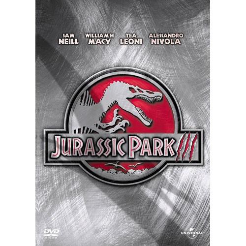 Jurassıc Park 3 ( DVD )
