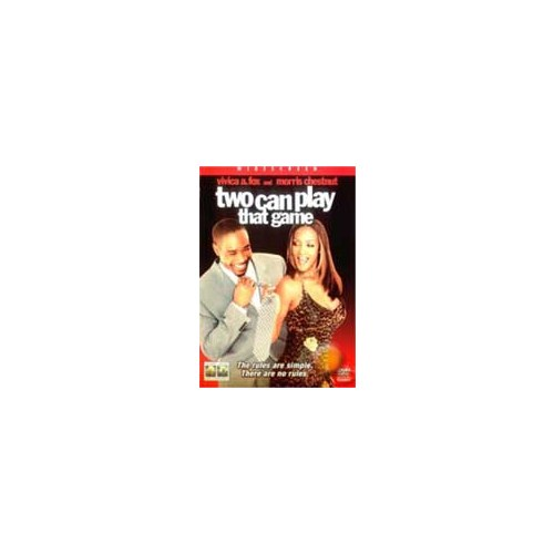 Two Can Play That Game ( DVD )