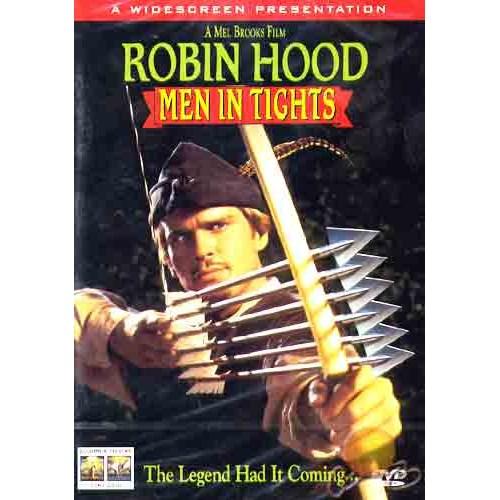 Robin Hood (Men In Tights) ( DVD )