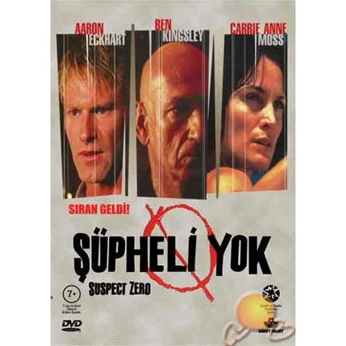 Suspect Zero (Şüpheli Yok) ( DVD )
