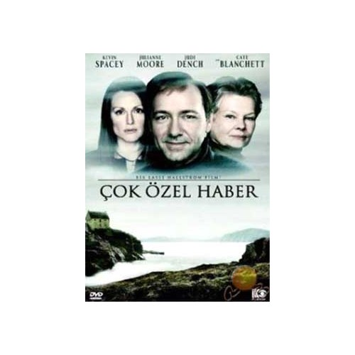 The SHipping News (çok Özel Haber) ( DVD )