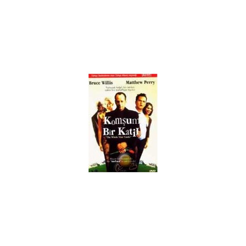The Whole Nine Yards (Komşum Bir Katil) ( DVD )