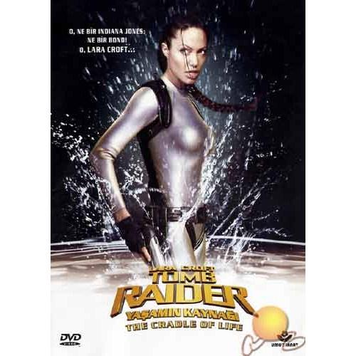 Tomb Raider 2 (Yaşamın Kaynağı) ( DVD )