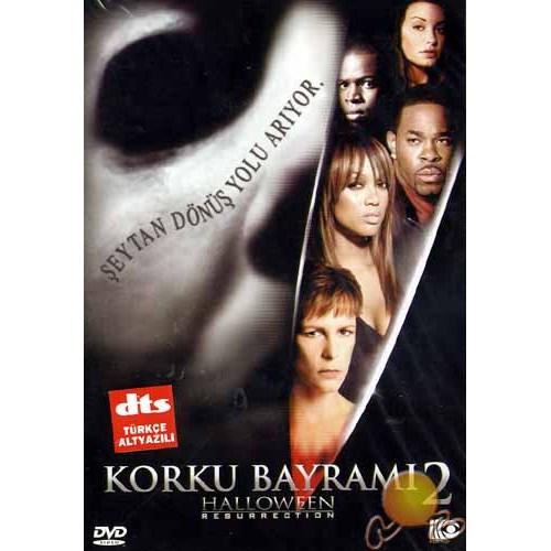 Halloween Resurrection (Korku Bayramı 2) (DTS) ( DVD )