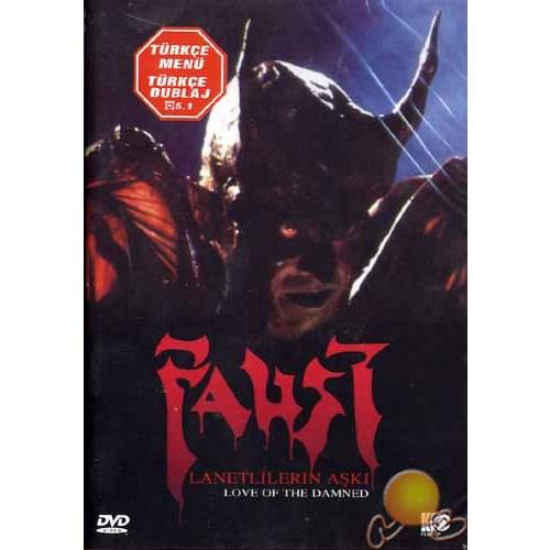 Faust (Lanetlilerin Aşkı) ( DVD )