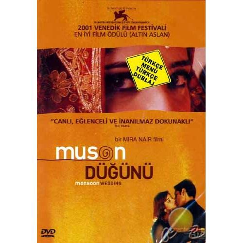 Monsoon Wedding (Muson Düğünü) ( DVD )