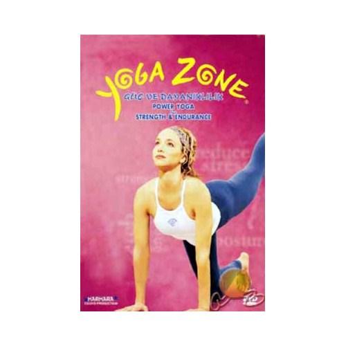 Yoga Zone 4 (Güç ve Dayanıklılık) ( DVD )