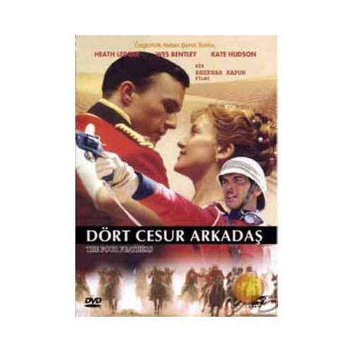 The Four Feathers (Dört Cesur Arkadaş) ( DVD )