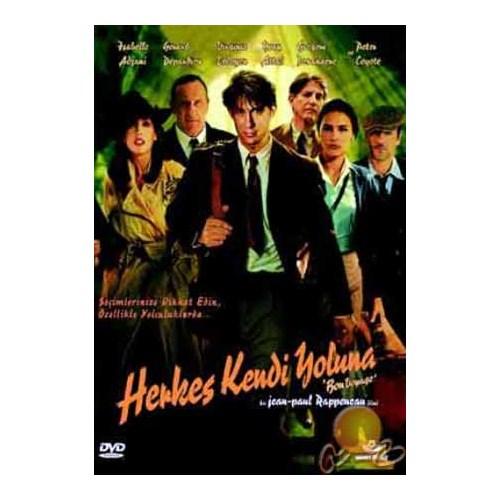 Bon Voyage (Herkes Kendi Yoluna) ( DVD )