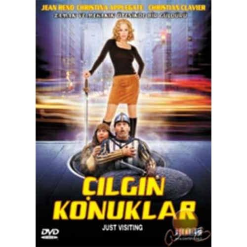 Just Vısıting (Çılgın Konuklar) ( DVD )