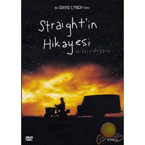 The Straight Story (Straight'in Hikayesi) ( DVD )
