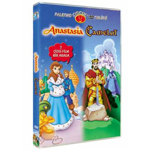 Anastasia-Camelot (2 Film Bir Arada) ( DVD )