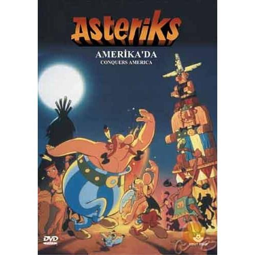 Conquers America (Asteriks Amerika'da) ( DVD )