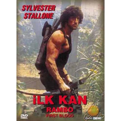 First Blood (ilk Kan) ( DVD )