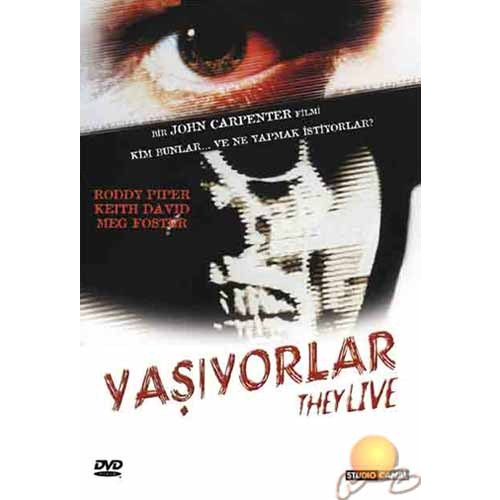 They Live (Yaşıyorlar) ( DVD )