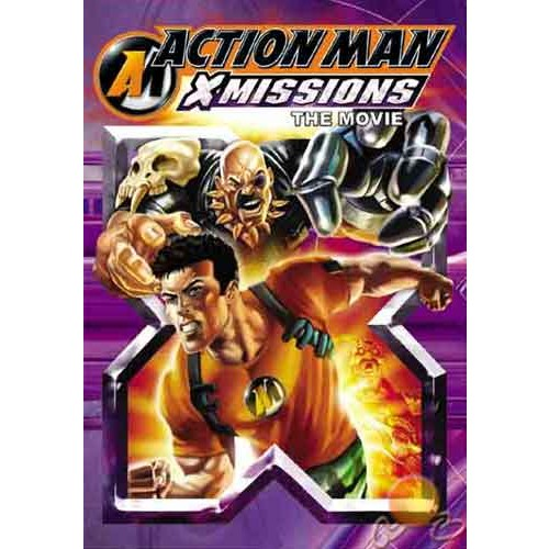 "X Missions ""the Movie (Action Man)"