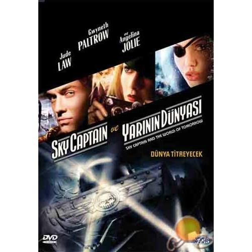 Sky Captaın And The World Of Tomorrow(Sky Captaın ve Yarının Dünyası) ( DVD )