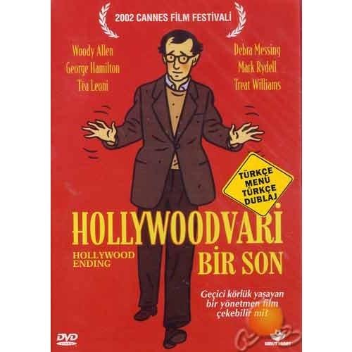 Hollywood Ending (Hollywoodvari Bir Son) ( DVD )