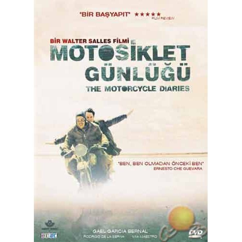 The Motorcycle Diaries (Motosiklet Günlüğü) (Double) ( DVD )