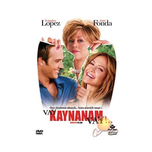 Monster In Law (Vay Kaynanam Vay) ( DVD )