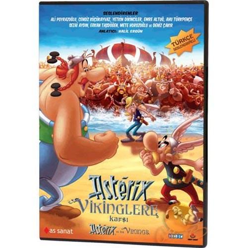 Asterix Et Les Vikings (Asterix Vikinglere Karşı)