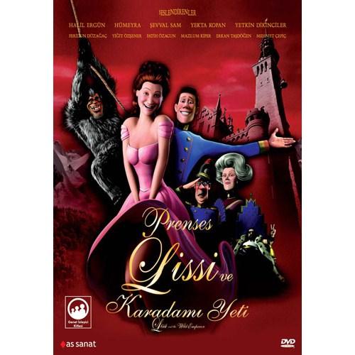 Lissı And The wild Emperor (Prenses Lissi ve Karadamı Yeti)