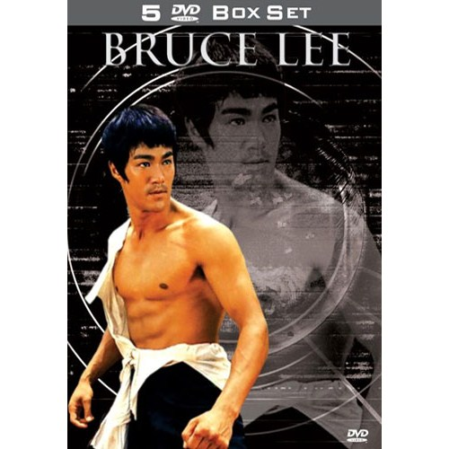 Bruce Lee Box Set (5 Film 5 DVD)