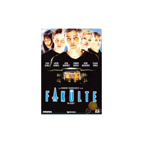 The Faculty (Fakülte) ( DVD )