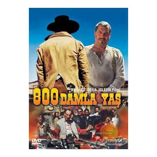 800 Bullets-800 Balas (800 Damla Yaş) ( DVD )