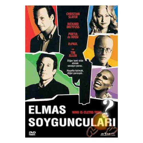 Who Is Cletıs Tout (Elmas Soyguncuları)