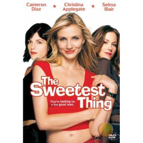 The Sweetest Thing (Ateşli ve Tatlı) ( DVD )