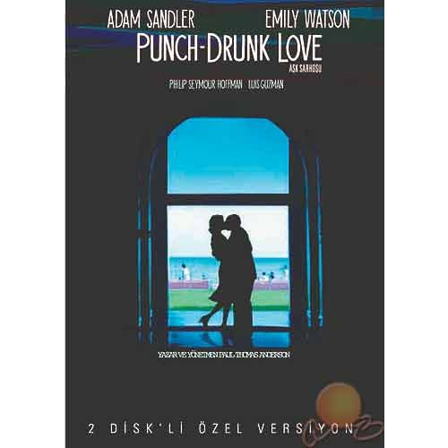 Punch Drunk Love (Aşk Sarhoşu) ( DVD )