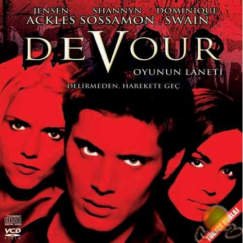 Oyunun Laneti (Devour) ( VCD )