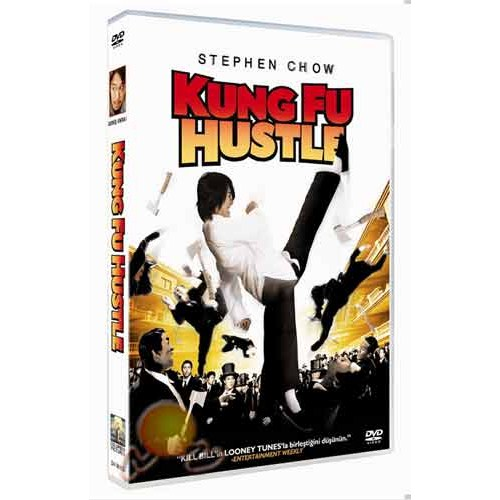 Kung Fu Hustle (Kung Fu Sokağı) ( DVD )