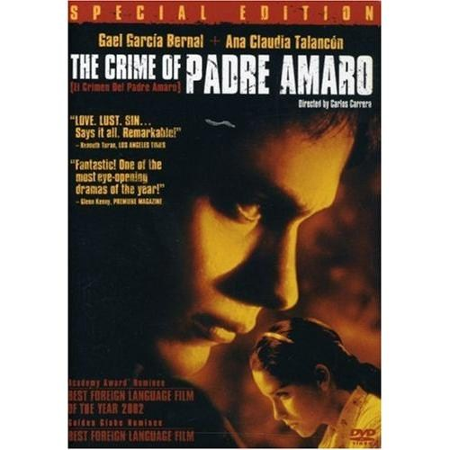 The Crime Of Padre Amaro (Günah) ( DVD )