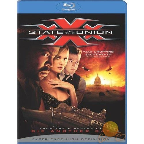 XXX State Of The Union (XXX–2) (Blu-Ray Disc)
