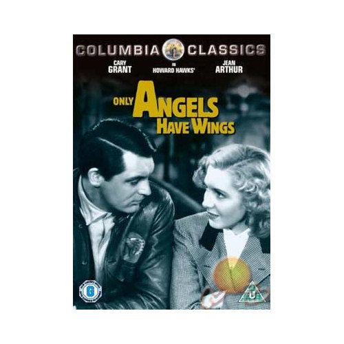 Only Angels Have Wings (Melek Kanatları) ( DVD )