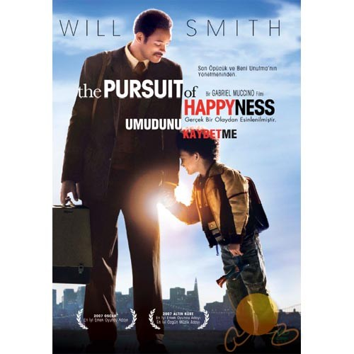 The Pursuit Of Happyness (Umudunu Kaybetme) (DVD)