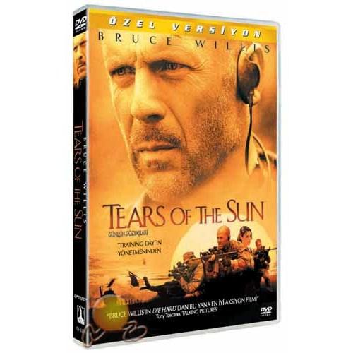 Tears Of The Sun (Güneşin Gözyaşları) ( DVD )