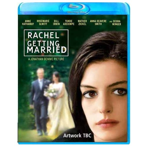 Rachel Getting Married (Rachel Evleniyor) (Blu-Ray Disc)