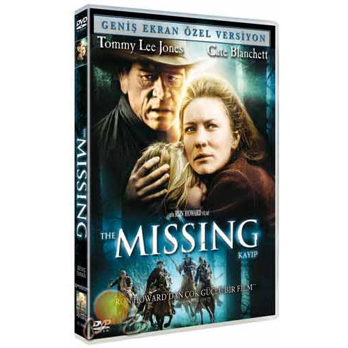 The Missing (Kayıp) ( DVD )