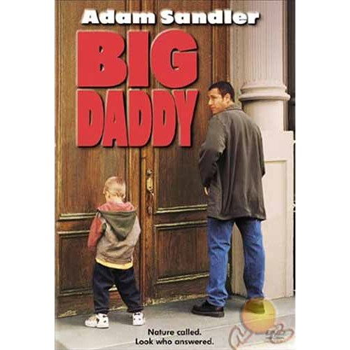 Big Daddy (Süper Baba) ( DVD )