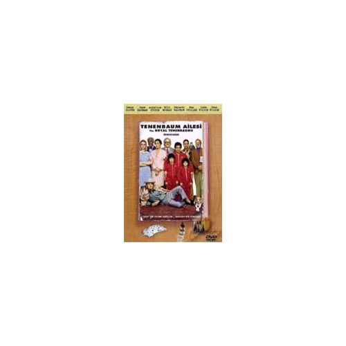 The Royal Tenenbaums (Tenenbaum Ailesi) ( DVD )