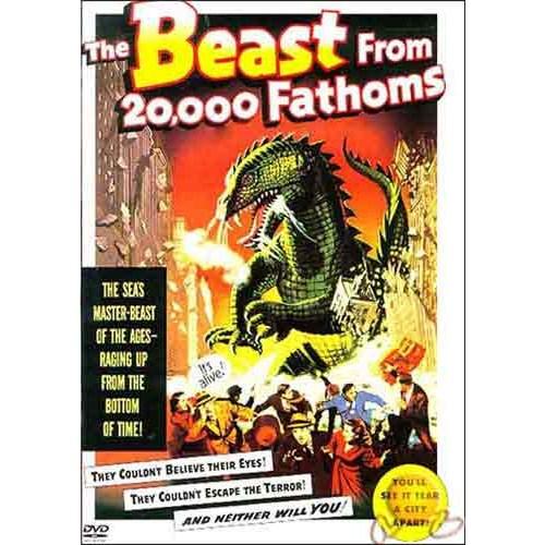 Beast From 20,000 Fantoms ( DVD )