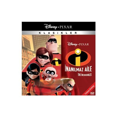 İnanılmaz Aile (The Incredibles) ( VCD )