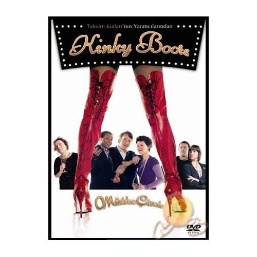 Kinky Boots (Müstehcen Çizmeler)