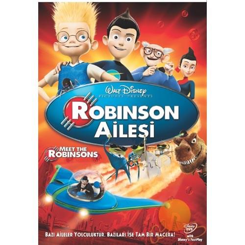 Meet The Robinsons (Robinson Ailesi)