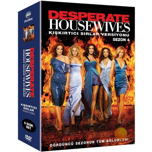 Desperate Housewives Season 4 (5 Disc)