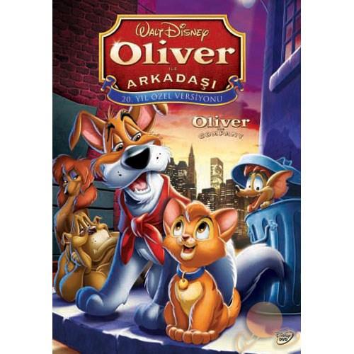 Oliver And Company (Oliver ve Arkadaşları)