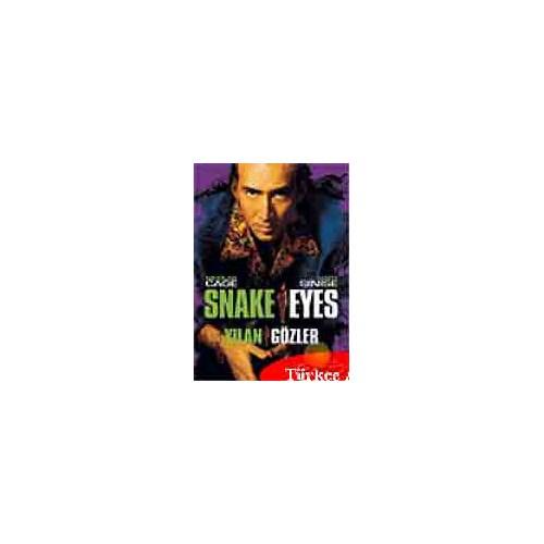 Snake Eyes (Yılan Gözler) ( DVD )